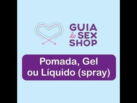 Vídeos Tutoriais sobre produtos eróticos - GUIA DO SEX SHOP
