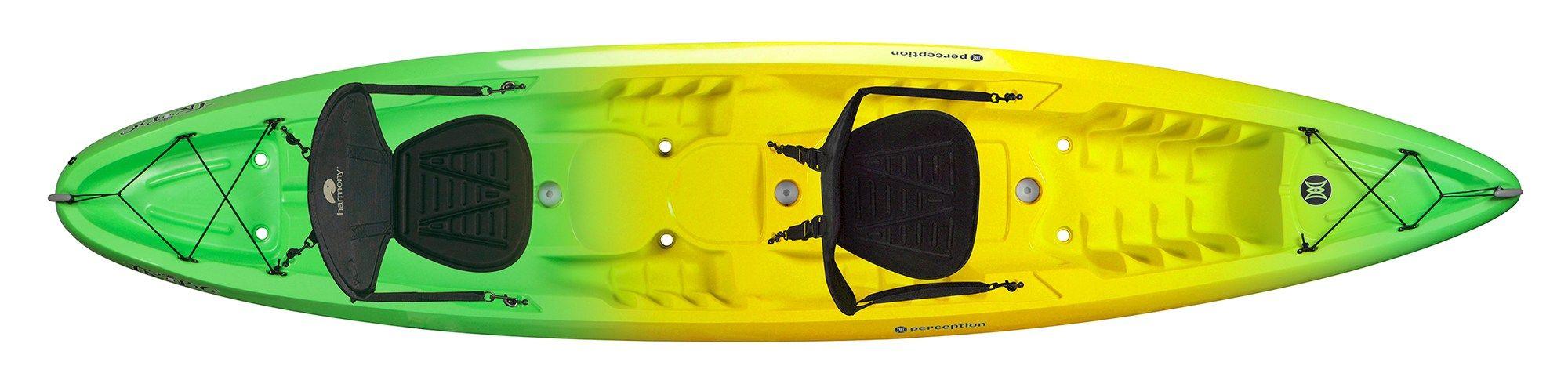 Perception Tribe 13.5 Tandem SitOnTop Kayak REI Coop