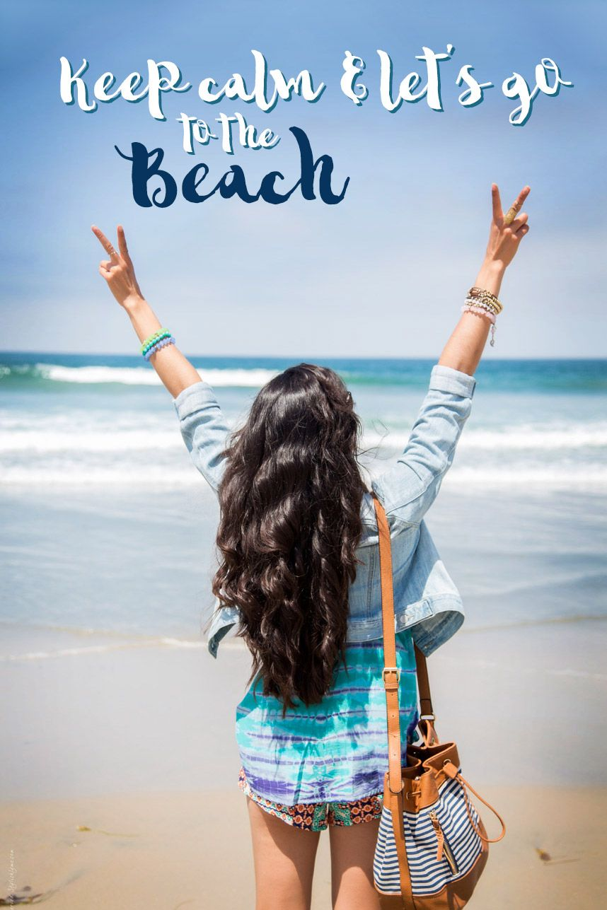 Short & Funny Beach Quotes on Love & Life | Beach quotes ...