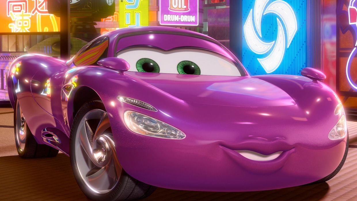 holley shiftwell cars characters disney pixars cars
