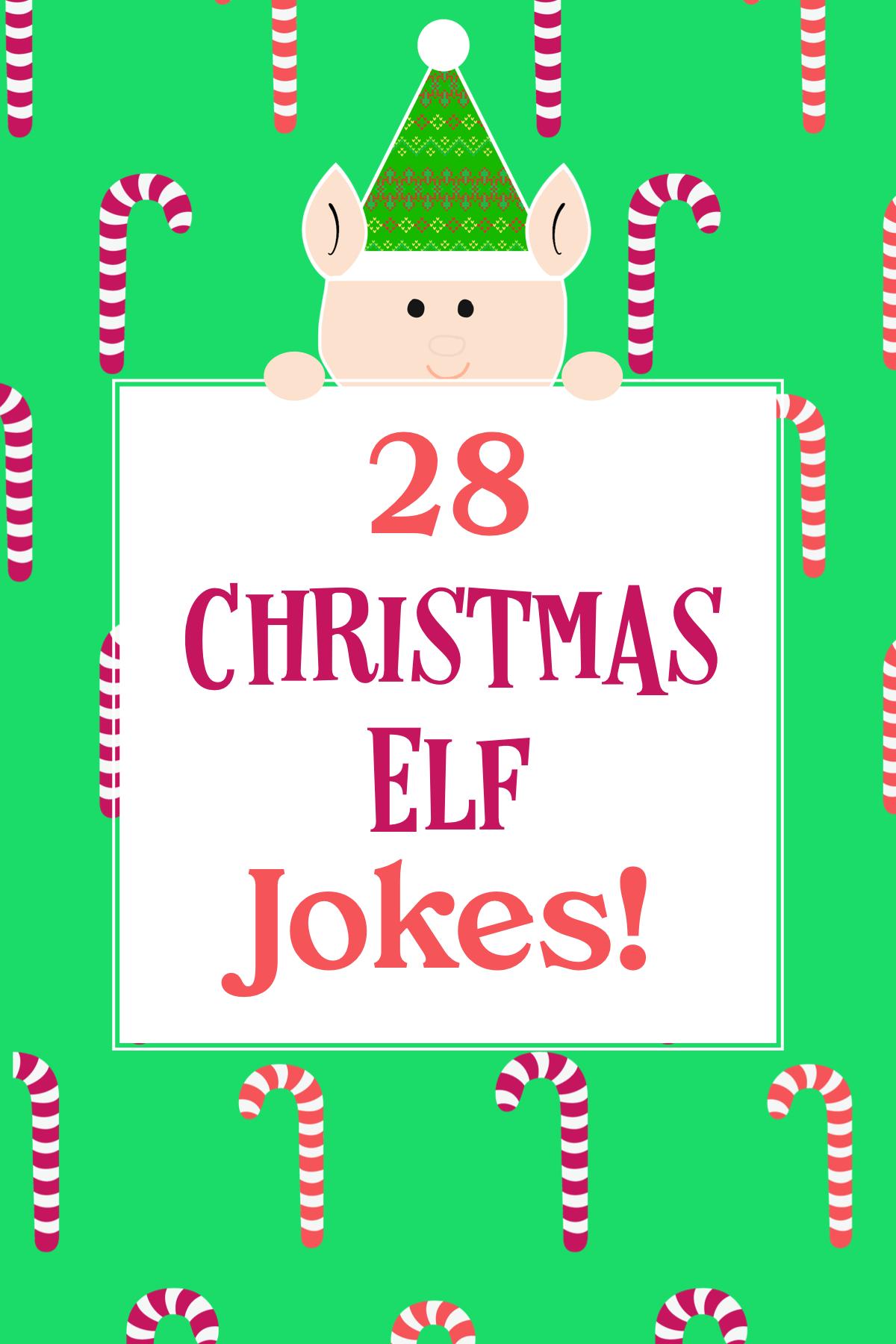 Christmas Elf Jokes Christmas jokes