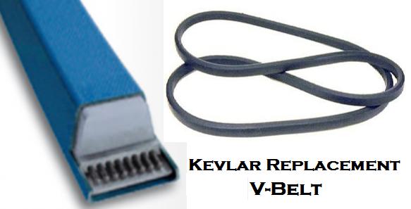DD-375660 D & D OE REPLACEMENT OEM Equivalent Dry Kevlar V-Belt