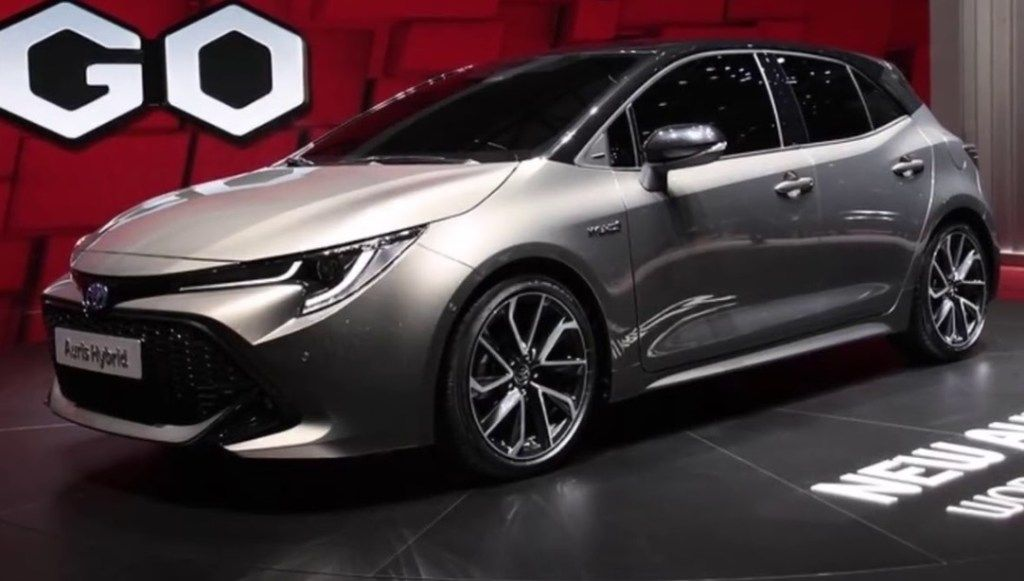 2020 toyota auris will look more stylish than the previous one
