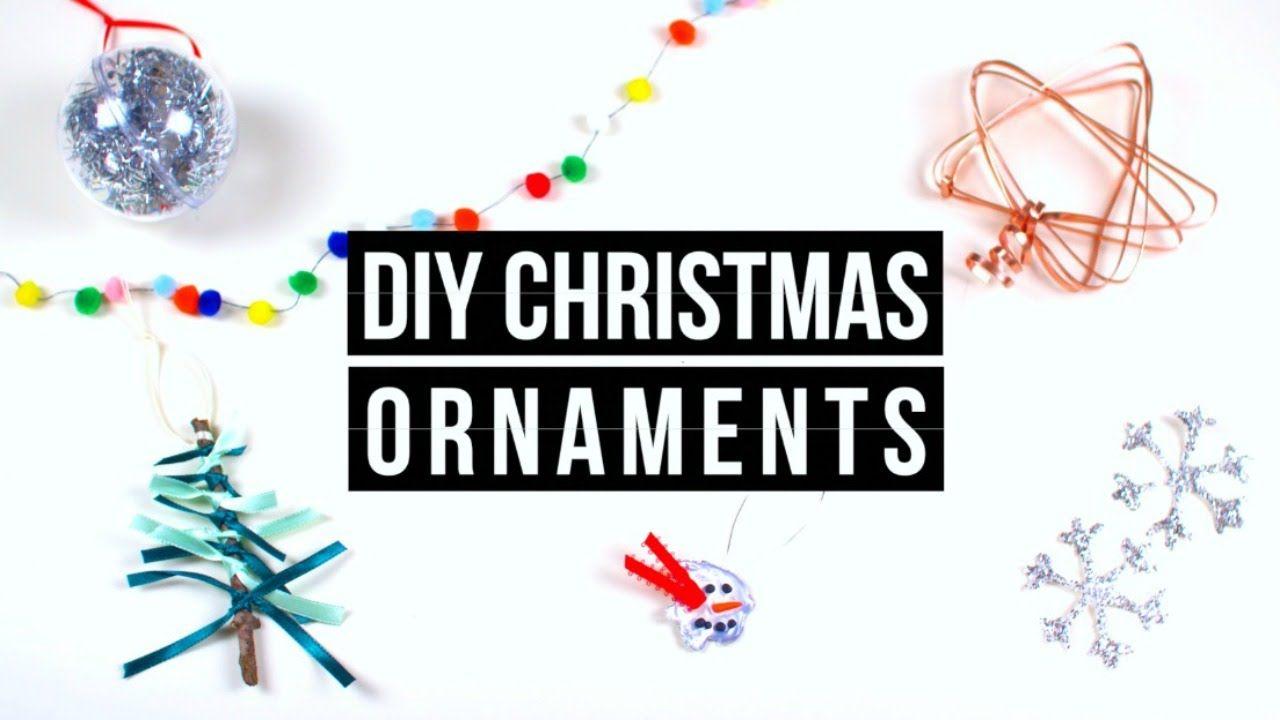 DIY kerstballen (die piek!)