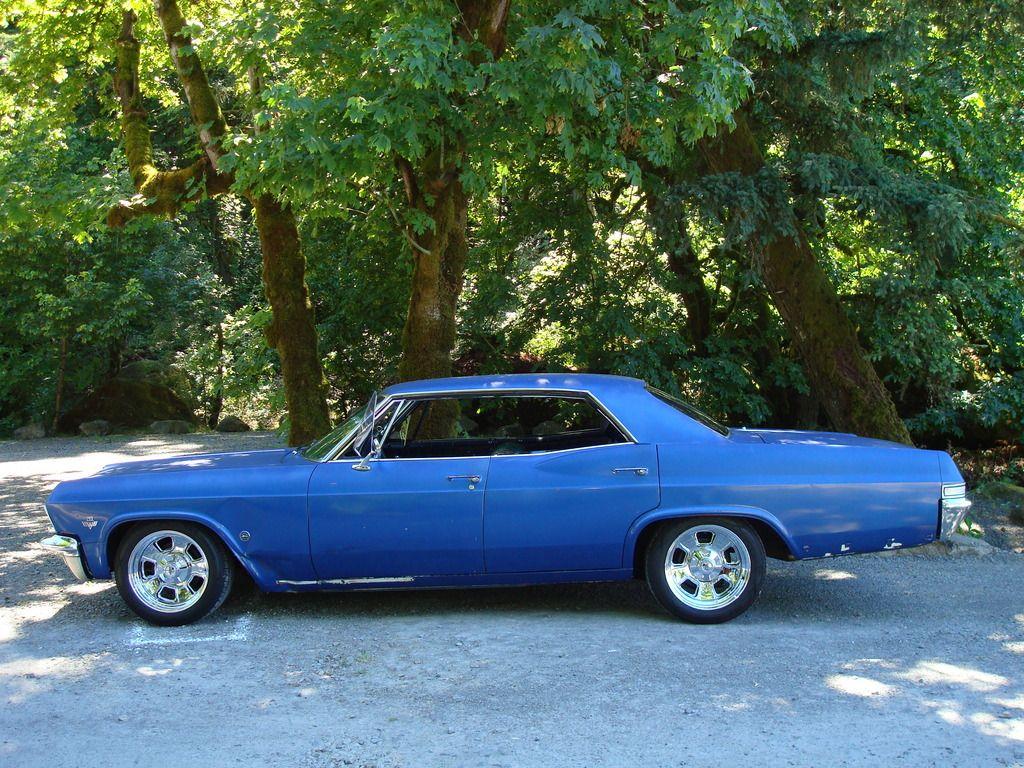 Blest_smoke s 1965 chevrolet impala