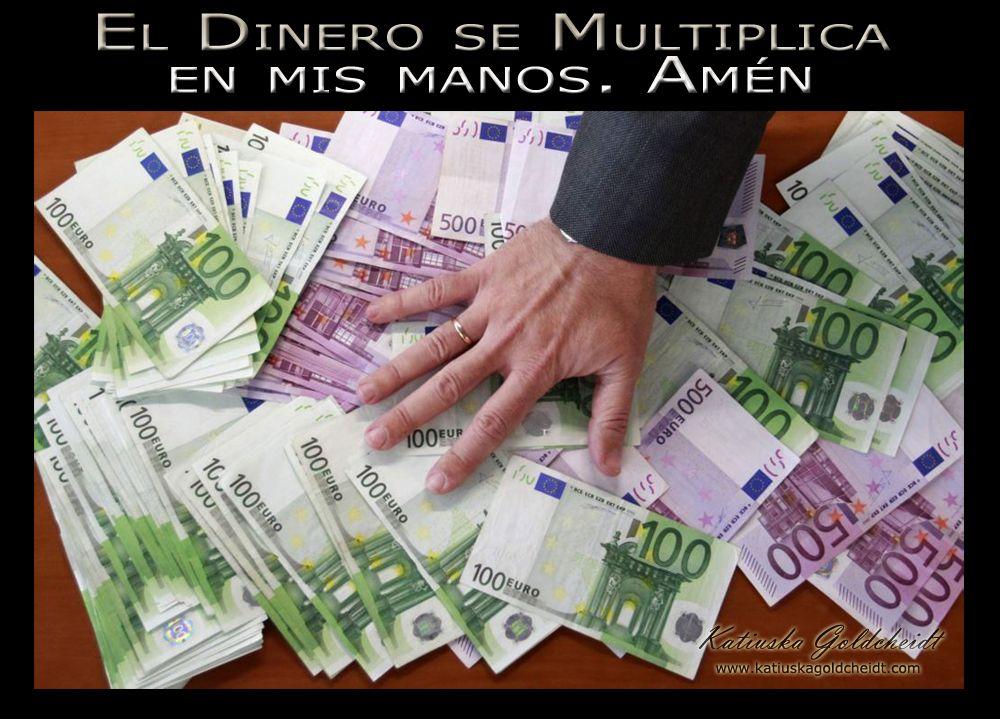 Afirma; Poseo El Poder Mental Para Atraer Dinero