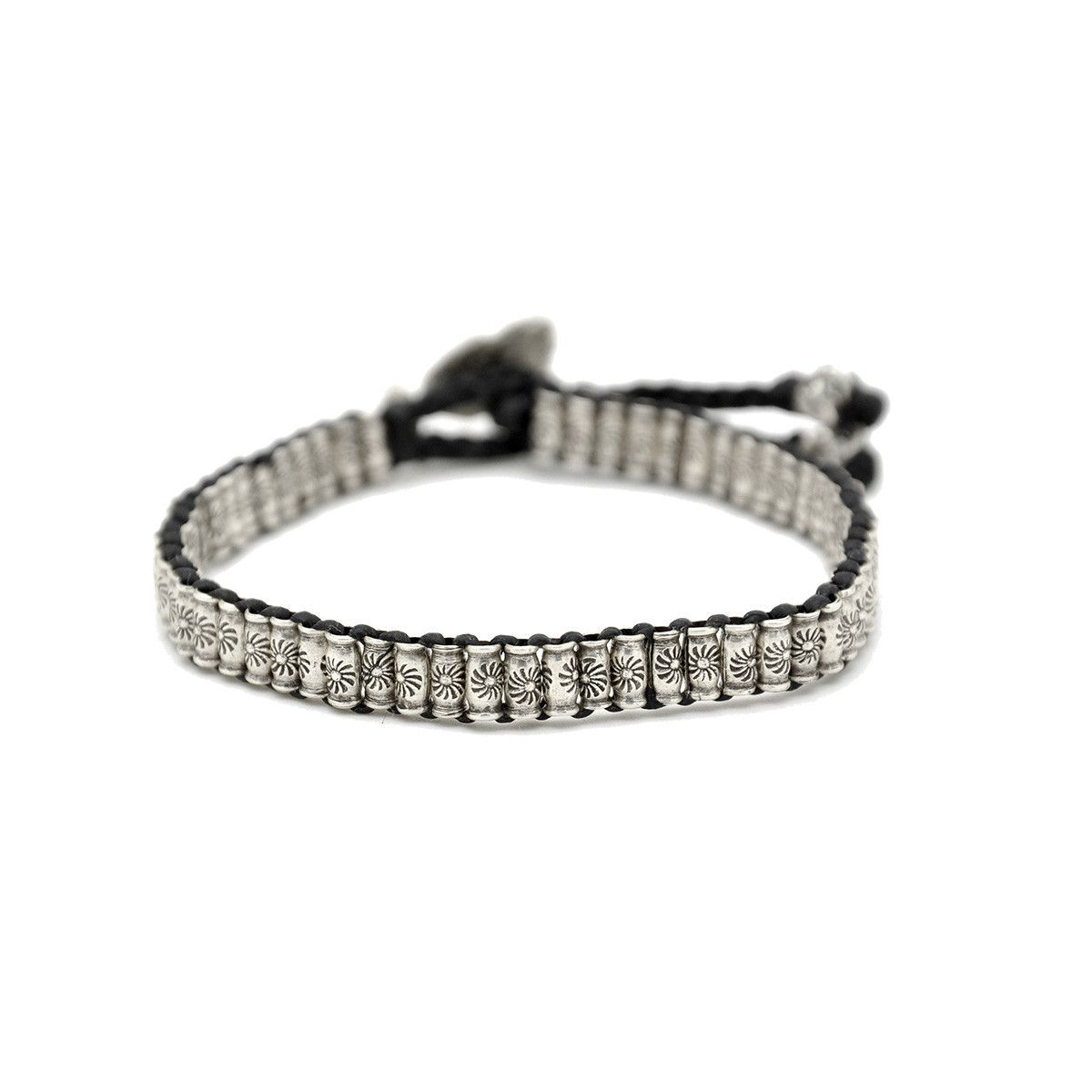 Tube bead bracelet products pinterest products