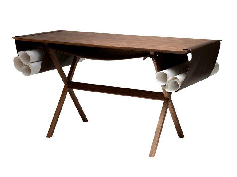 writing desk Oscar, design Giorgio Bonaguro, 2014 collection to manufacturer Valsecchi 1918