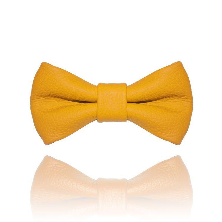 Bowtie Plain Edition Yellow®