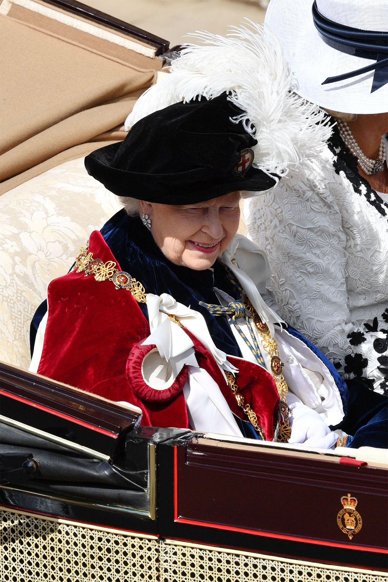Prince William's Royal Life in Photos Queen elizabeth