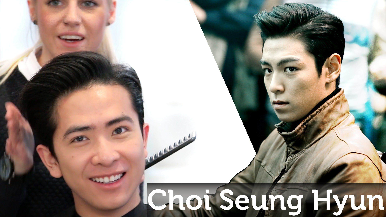 Asian Hair Top Choi Seung Hyun Big Bang