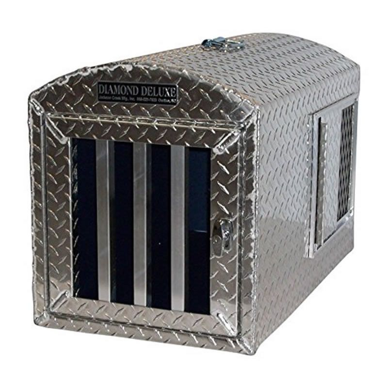 Diamond Deluxe Aluminum Dog Crate Visit Www Indestructibledogstuff Com For Reviews Of Indestructible Dog Crates Dog Crate Large Dog Crate Dog Box