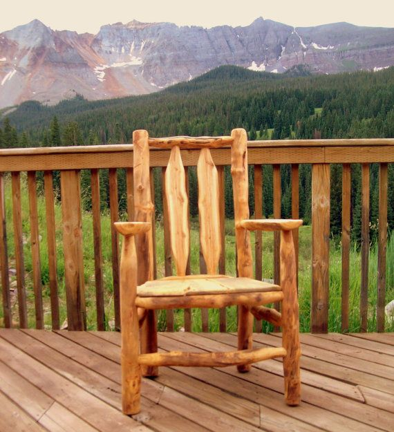 Pin By Twyla Phillips On Decorations Rustic Log Furniture Rustic Furniture Log Cabin Furniture