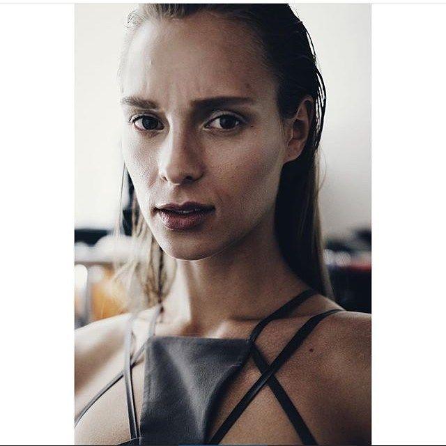 BTS from SS16 lookbook shoot with beautiful @agnesmadsen photo @minease @johanstjerneus and mua @elinhang #viktoriachan#swedishfashion#scandinaviandesign #polhempr#ss16 #cphmnfw#fashionphotography #shanghaifashion