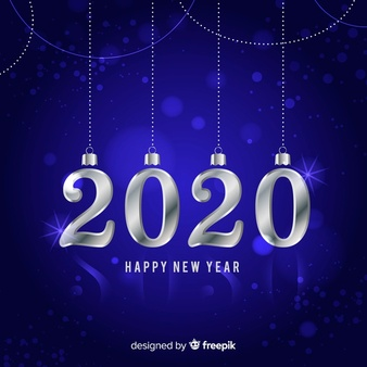 Download Silver New Year 2020 For Free Happy New Year Images Happy New Year Banner Happy New Year Background