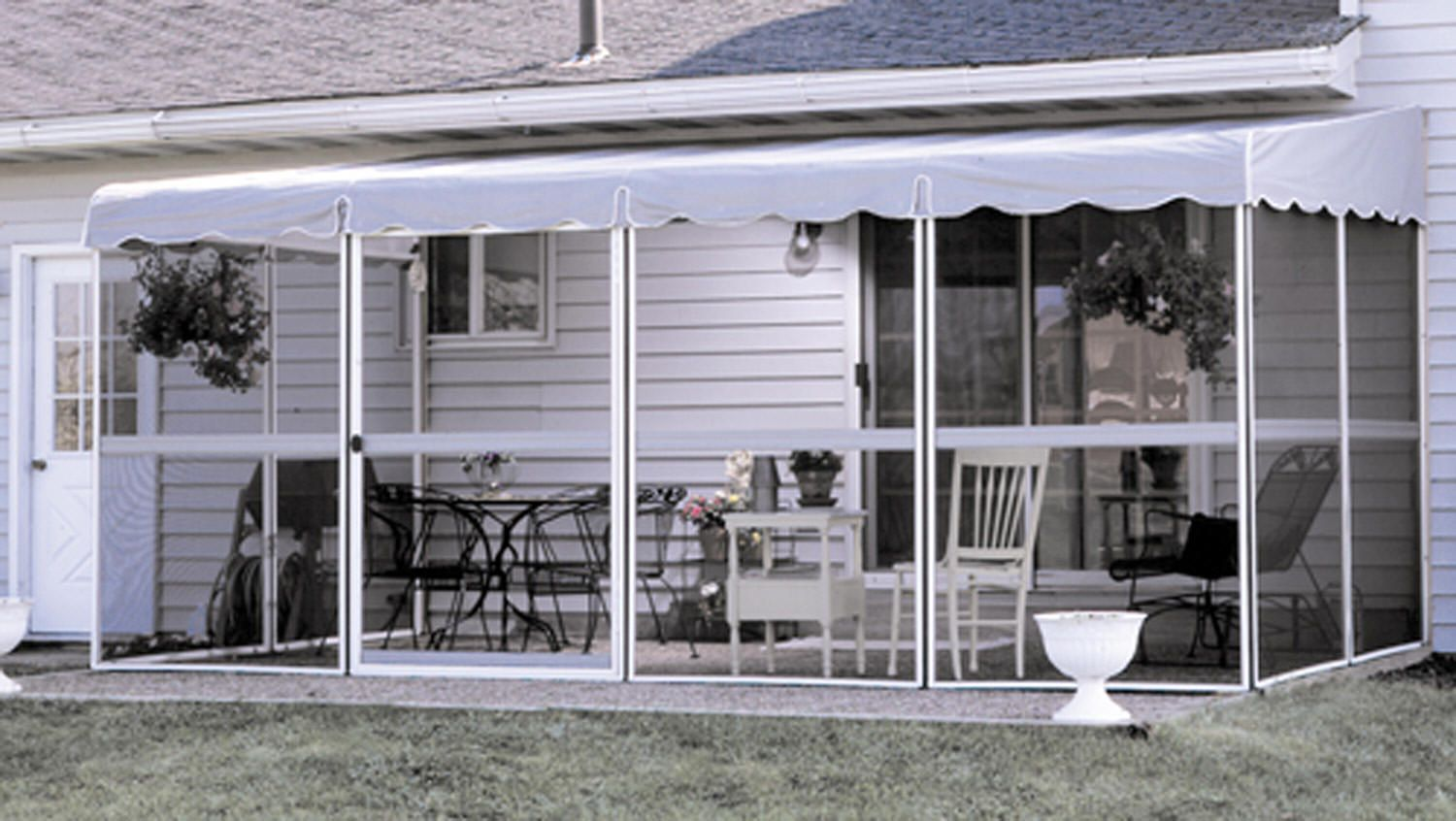 Screened Patio Enclosures And Gazebos Gardening In 2019