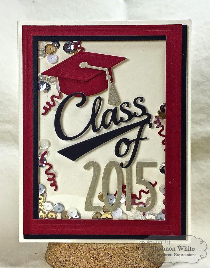 Saturdays With LeAnn Create, Graduation cards and Cards