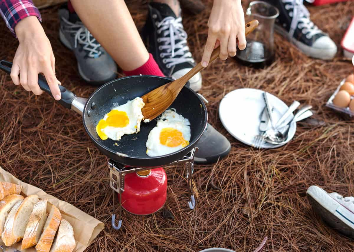 Camping Food Ideas Simple Tips For Choosing And Packing