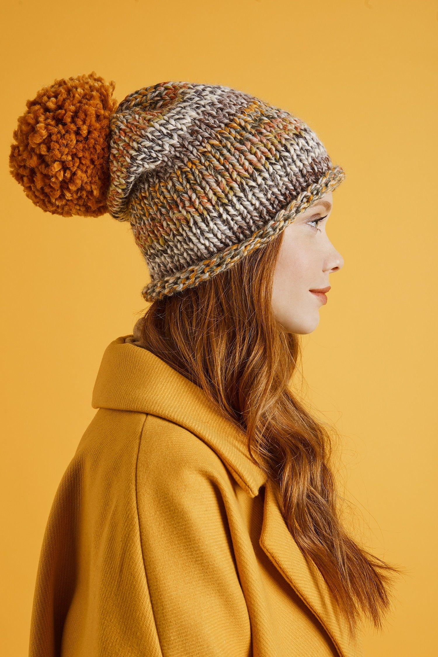 Simple Hat (Knit)   Knit and Crochet - Accessories   Pinterest ...