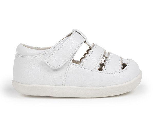 Brook II Sandal, White