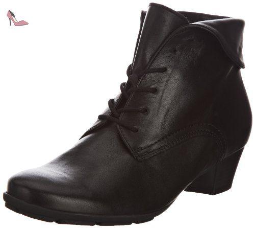 Gabor Shoes Gabor Basic, Bottes Femme, Bleu (26 River Effekt), 42.5 EU