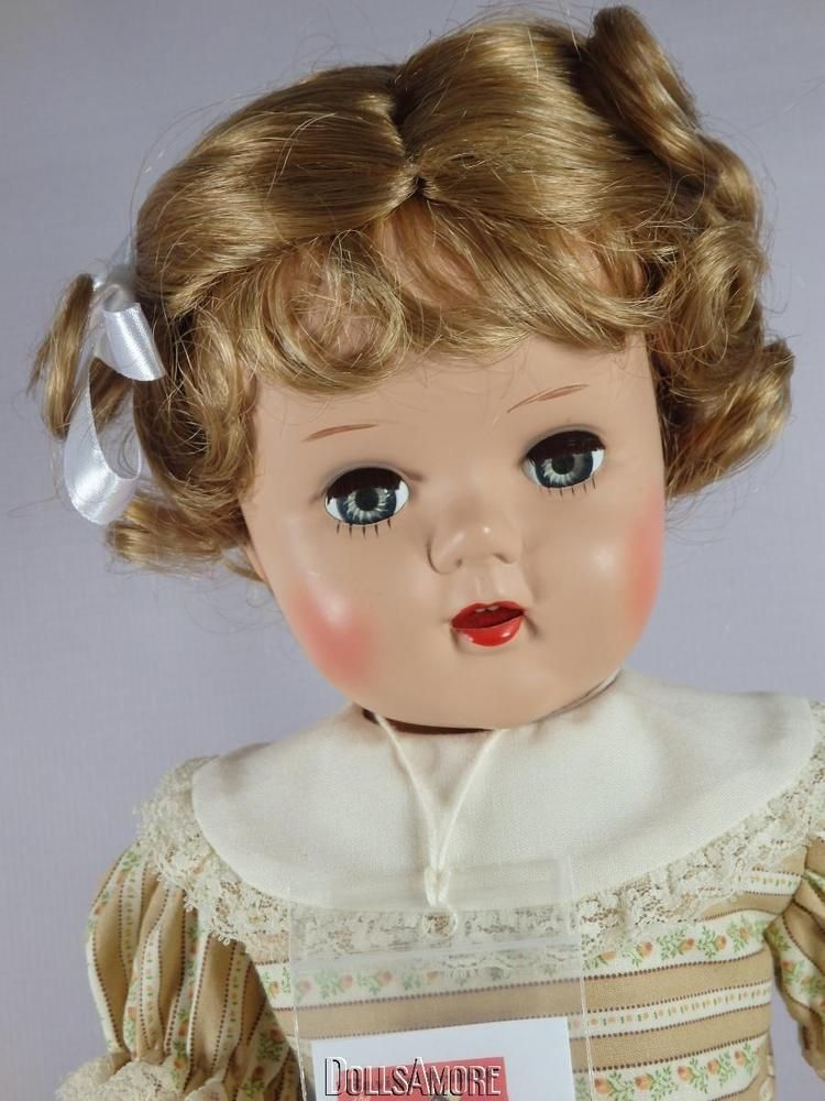 Doll Wig Strawberry Blonde 10 11 Fits Raving Beauty And Others
