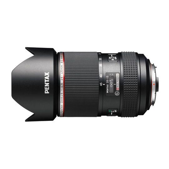 HD PENTAX-DA645 28-45mmF4.5ED AW SR / 広角レンズ / 645マウントレンズ / レンズ / 製品 | RICOH IMAGING