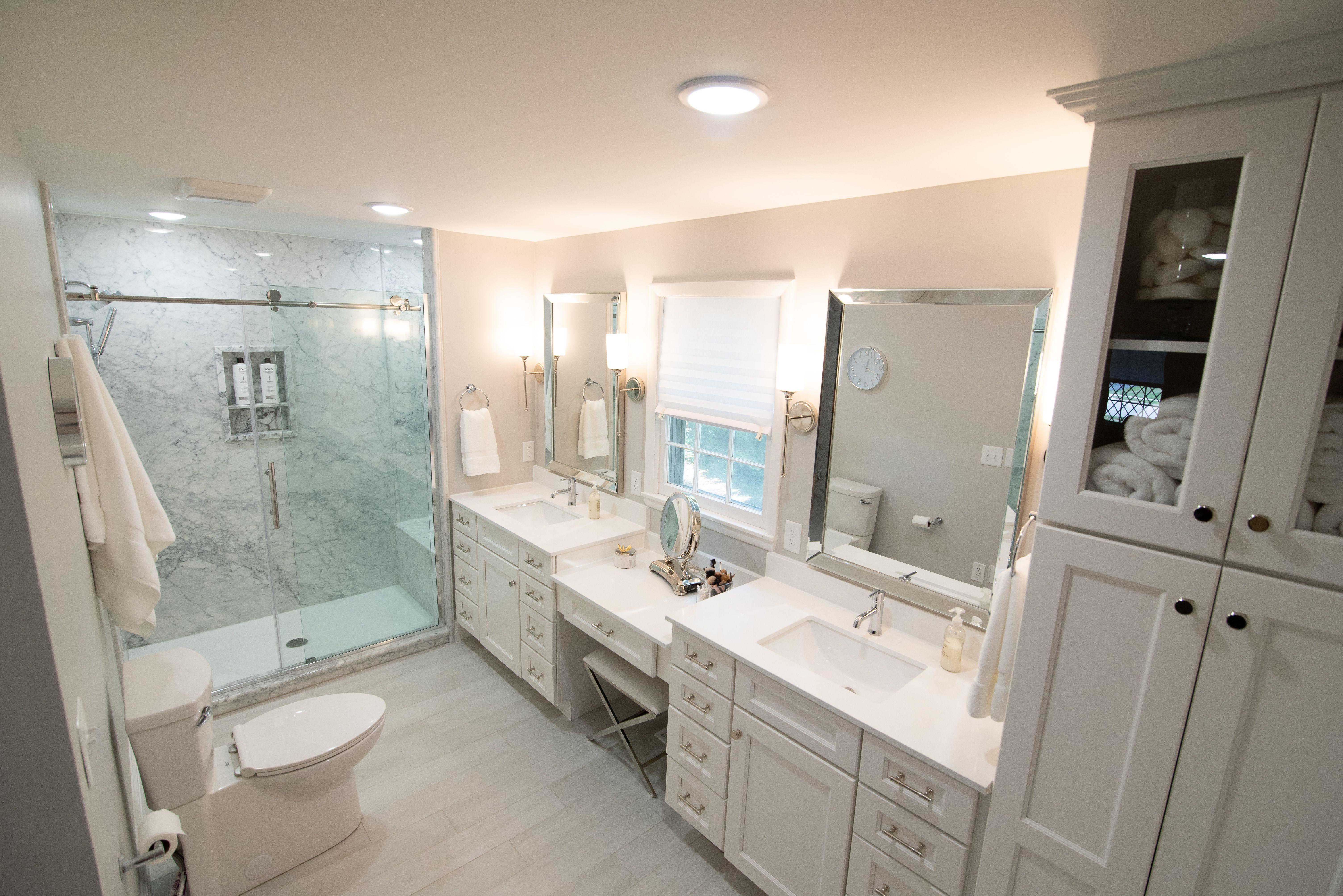 14 Fresh And Stylish Small Bathroom Remodel Add Storage Ideas Bathroom Remodel Cost Small Bathroom