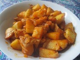 Las recetas de Ana: Patatas nuevas al pimentón