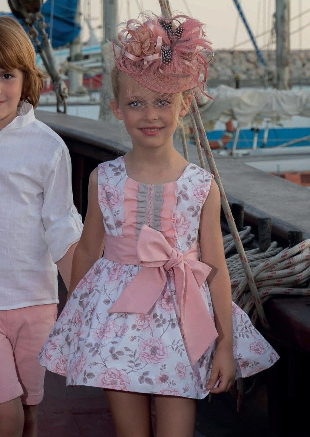 5211b8901e En La Perla Dolça queremos traerte este precioso vestido de flores de  Nekenia. Disfruta de
