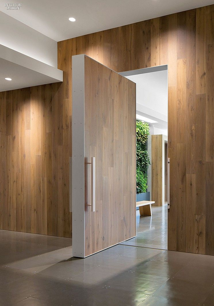 2014 BOY Winner Small Corporate Office Main door design
