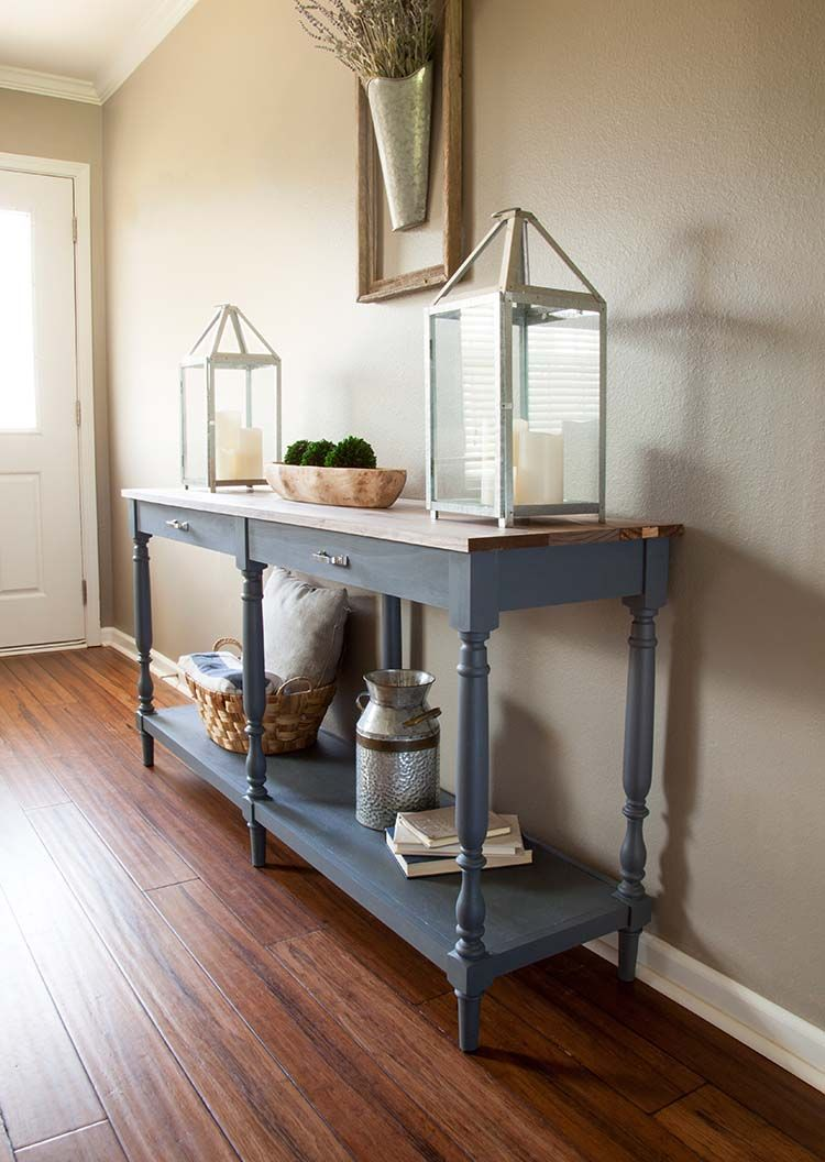Simple Tweaks For 3 Modern Farmhouse Furniture Projects Future Project Ideas Gray Painted