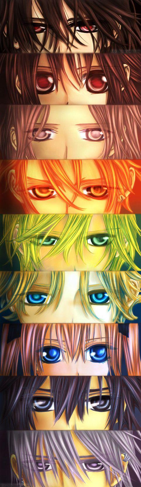 Those eyes by 4zu.deviantart.com on @DeviantArt