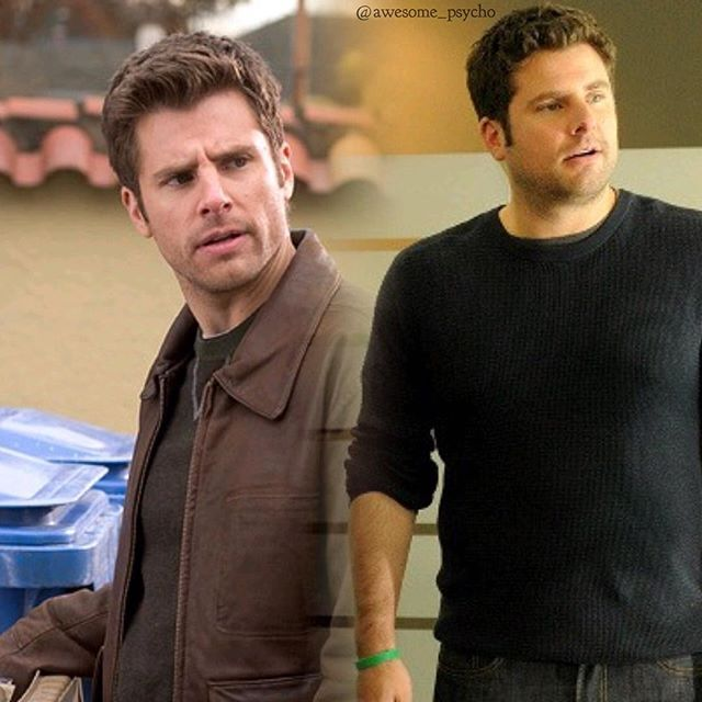 Shawn season 1 vs season 8 My how he changed | Psych | Psych