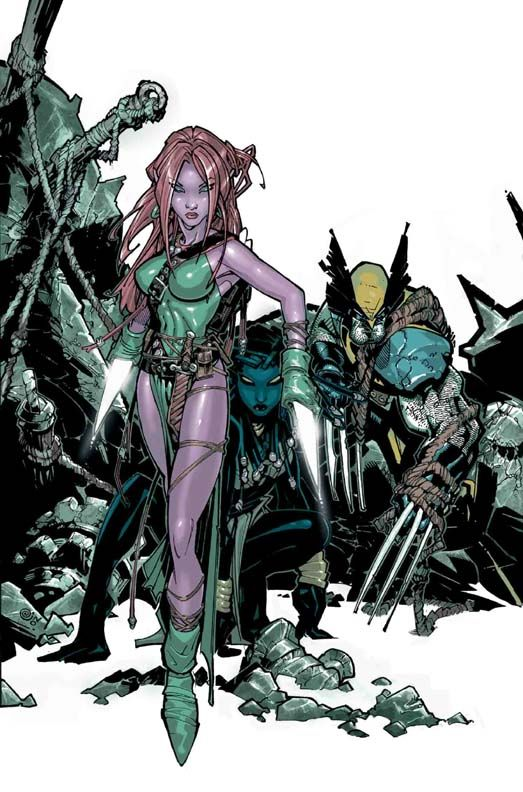Ultimate War By Chris Bachalo Marvel Comic Character Comic Book Artists X Men