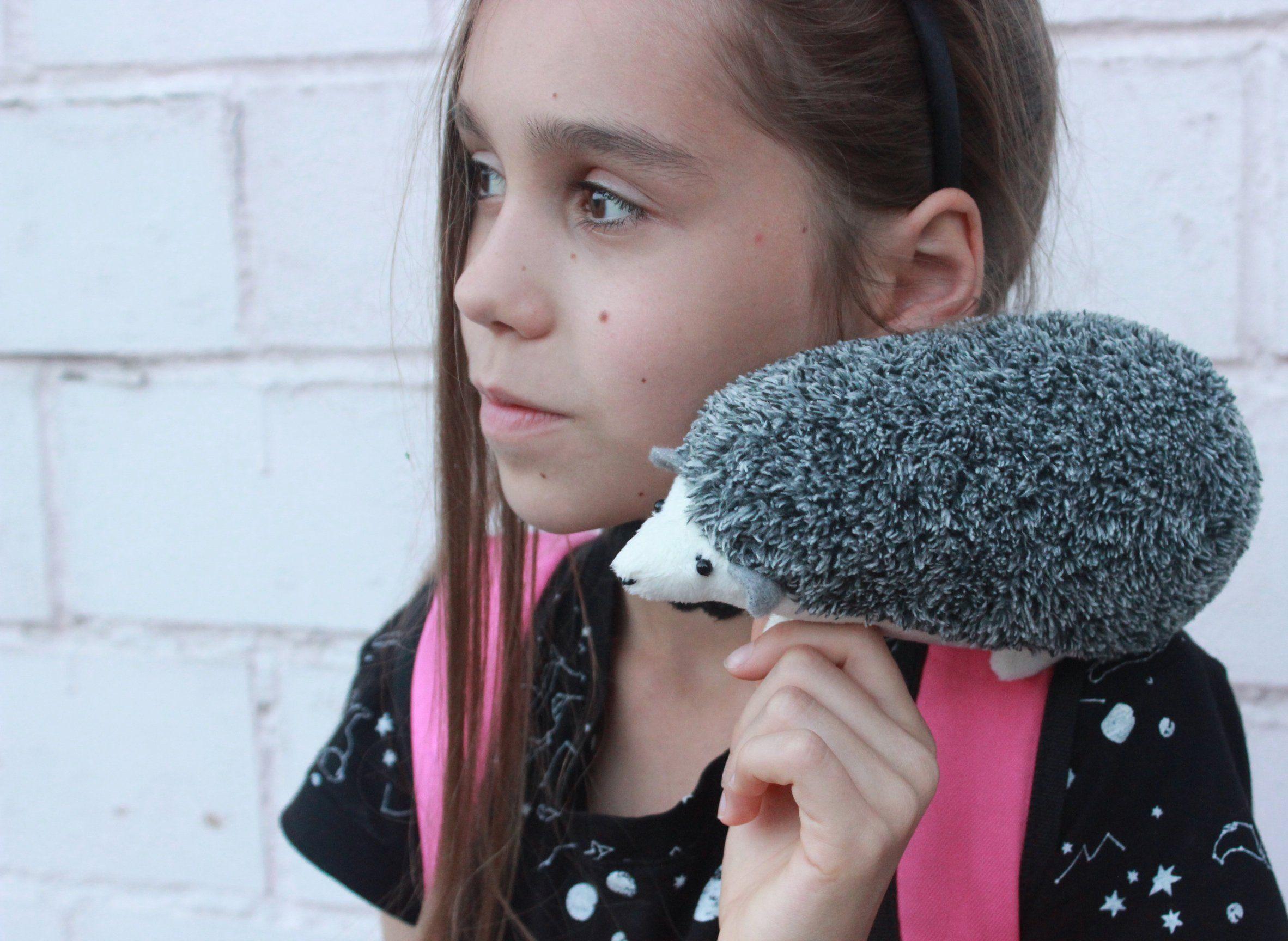 Hedgehog stuffed animal plush toy Etsy Animal plush