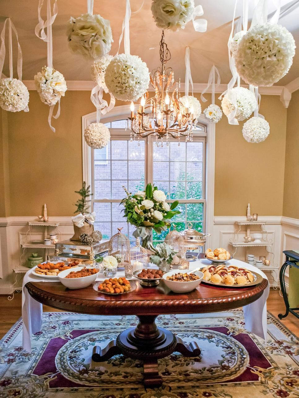 Wedding room decoration ideas  Learn about Rooms Viewer from HGTV  Dining Rooms  Pinterest