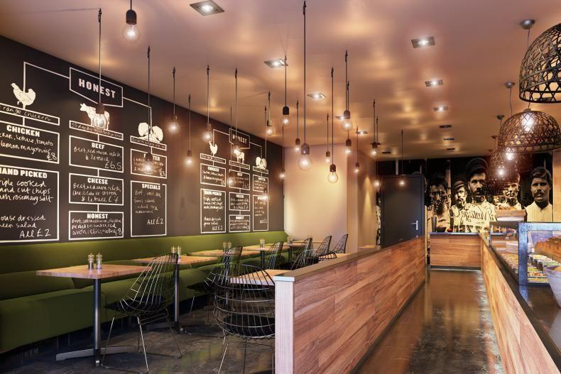 Bakery Concept Interior Visualisations Brooklyn Bakery Coffee