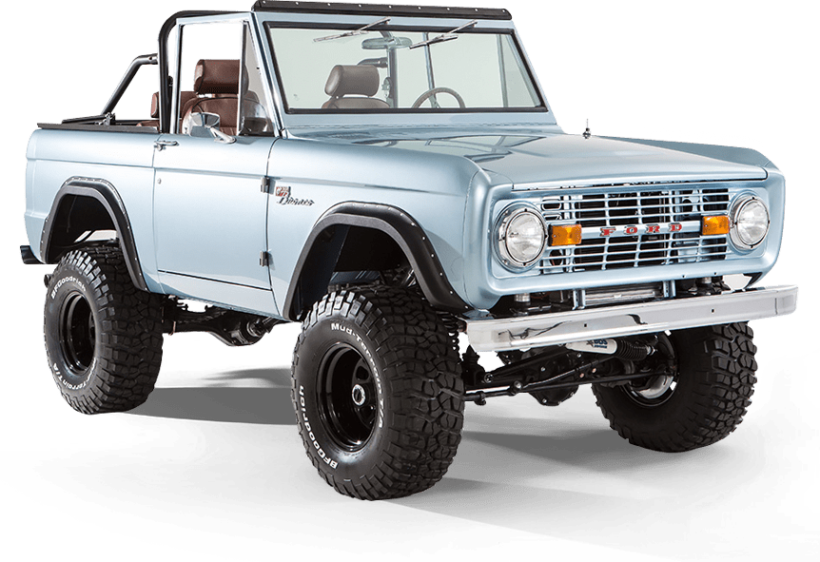 Classic Ford Broncos The Leader In 1966 1977 Early Model Ford