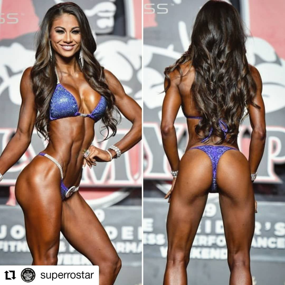 Vice Olympia champion 2019 @janetlayug #Repost @superrostar • • • • • • @janetlayug 2nd place 🥈 at...