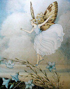 fairy_tightrope_ida_rentoul_outhwaite | magicways1 | Flickr