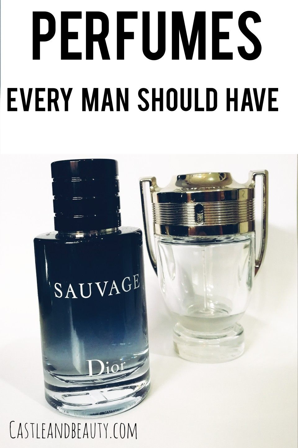 Top 10 Most Popular Perfumes Every Man Should Have In 2020 Men