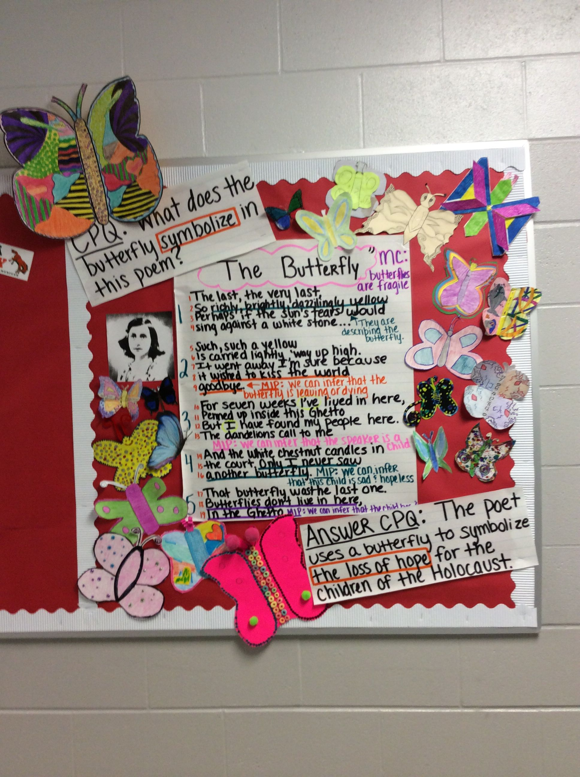 Tli Cognitive Strategy Routine On Poetry Teacher Credit
