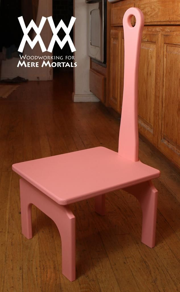Long Handle Step Stool The Handle Is Handy For Moving It Around And Provides Stability Especial For People With Limited Step Stool Step Stool Diy Woodworking