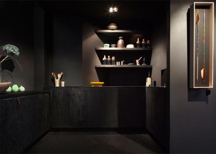 Bazar Noir concept store by Hidden Fortress, Berlin – Germany » Retail Design Blog