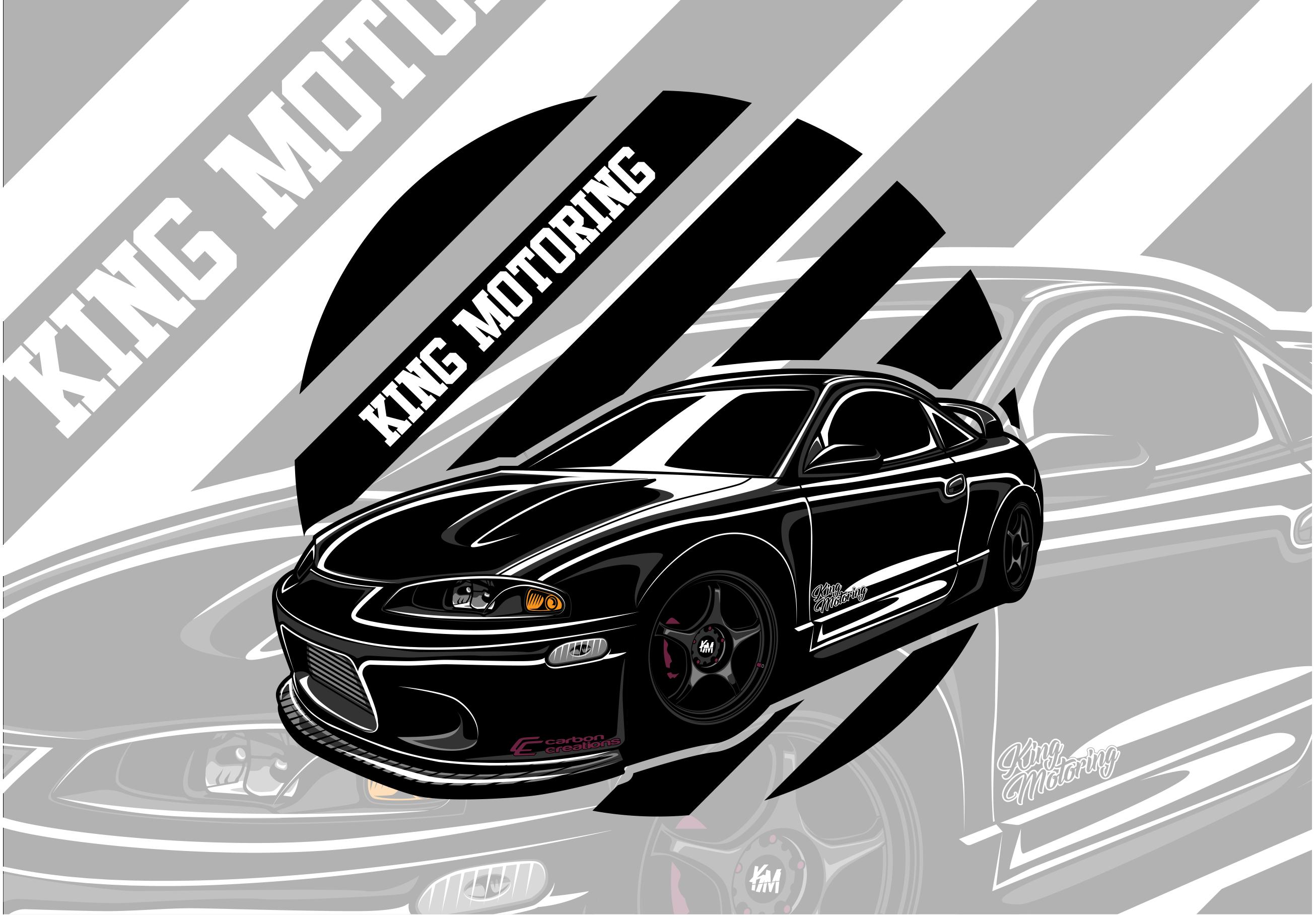 Wonderful Mitsubishi Eclipse Jax Goad Car Get Your T Shirts Now  Www.kingmotoringltd.com