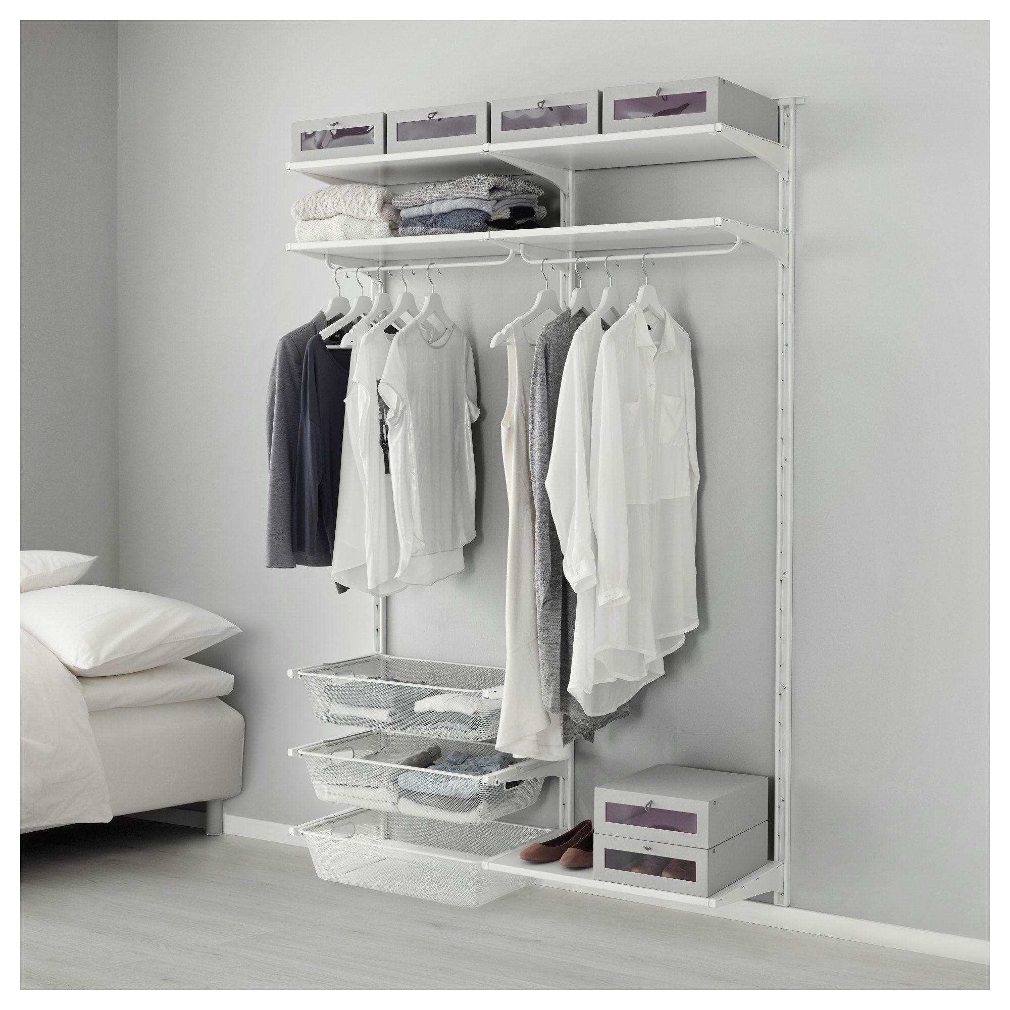 Algot Wall Uprightshelvesrod  Ikea