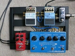 My New Acoustic Pedal Board The Acoustic Guitar Forum Pedalboard Guitar Pedals Acoustic