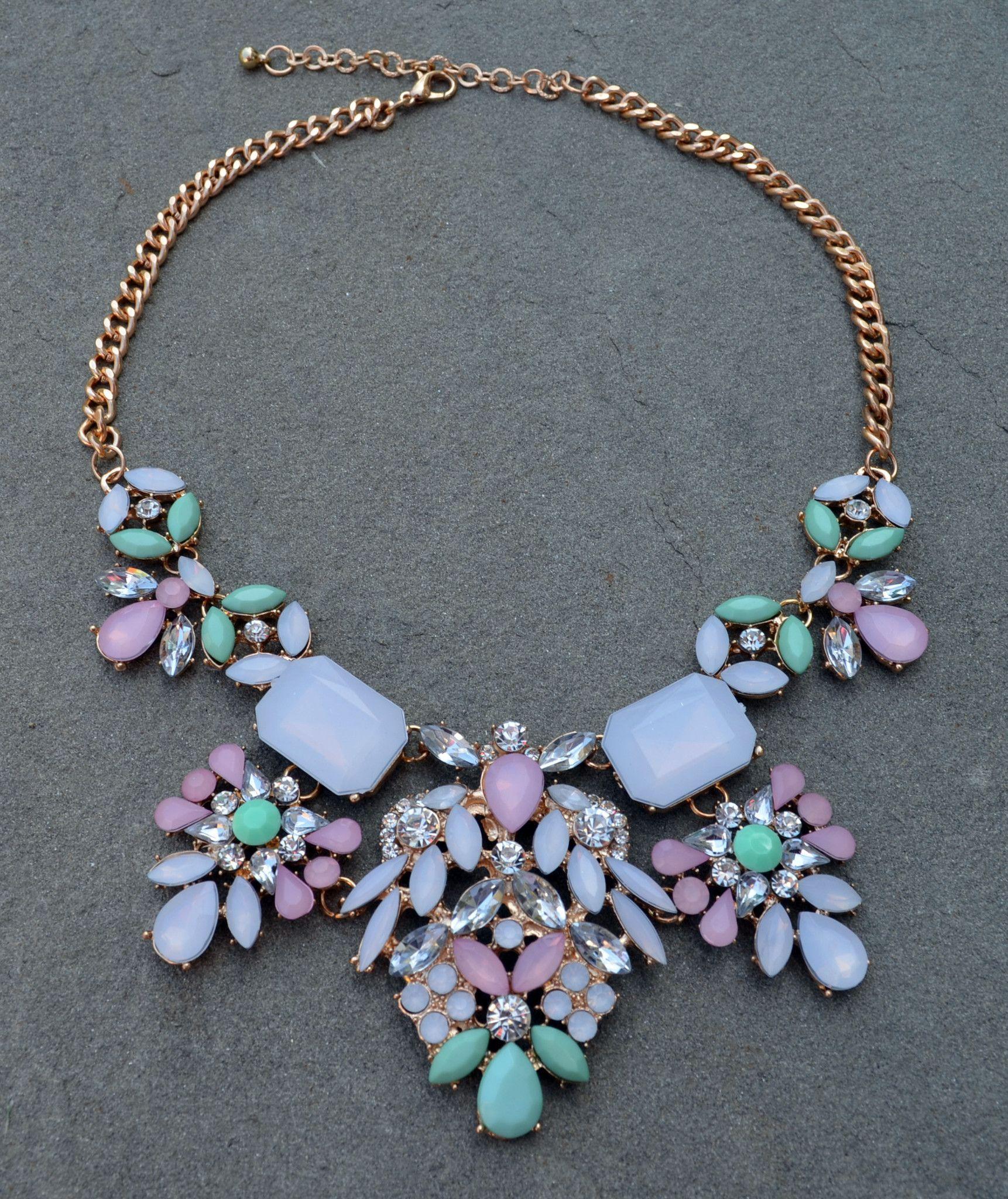 Pastel Prep Necklace