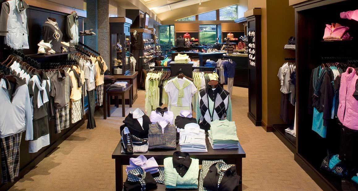 BIGHORN Golf Club Top 100 Golf Shop Golf shop, Golf